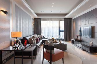 富裕型130平米四室两厅混搭风格客厅效果图