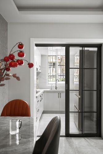 10-15万50平米轻奢风格厨房装修效果图
