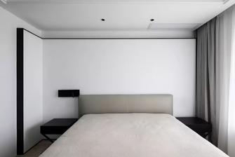 经济型80平米一室两厅现代简约风格卧室装修案例