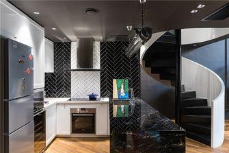 60平米复式法式风格厨房效果图