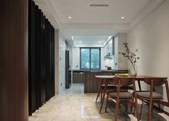 富裕型120平米三室两厅公装风格餐厅图片