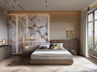 20万以上140平米三室两厅现代简约风格卧室装修图片大全