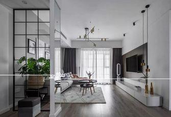 10-15万50平米小户型北欧风格客厅装修效果图