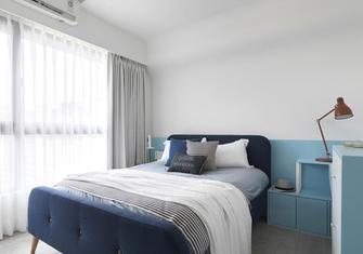 3-5万90平米北欧风格卧室装修效果图