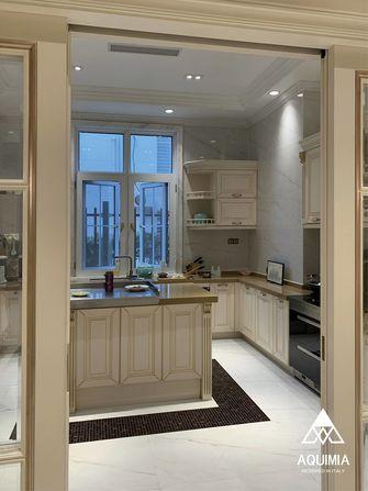 法式风格厨房图片