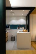 经济型90平米三室两厅日式风格厨房效果图