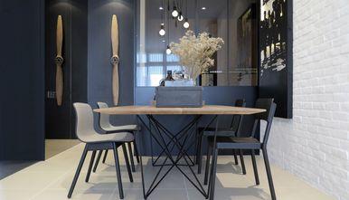 5-10万公寓工业风风格餐厅图片