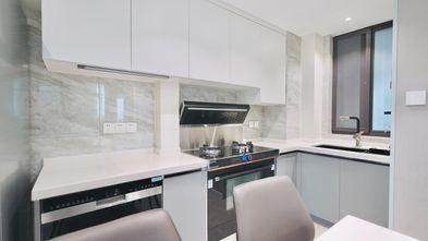 3万以下90平米三现代简约风格厨房装修效果图