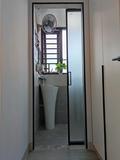 10-15万90平米三室两厅现代简约风格卫生间欣赏图