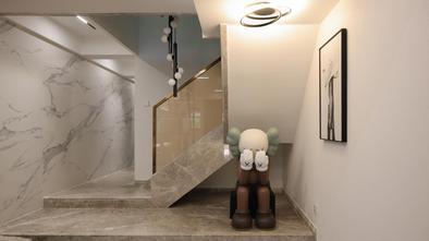 140平米别墅北欧风格楼梯间图