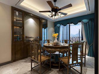 10-15万130平米四中式风格餐厅效果图