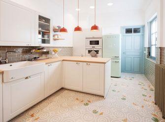 140平米四室两厅地中海风格厨房装修案例