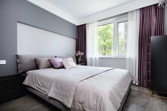 10-15万60平米公寓中式风格卧室图片大全