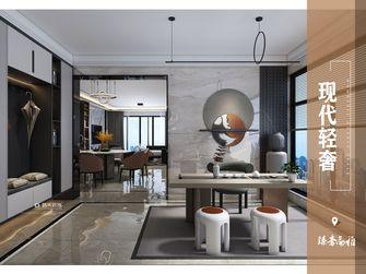 140平米四室四厅轻奢风格客厅装修案例
