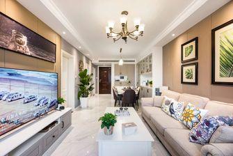 3-5万公寓美式风格客厅装修图片大全