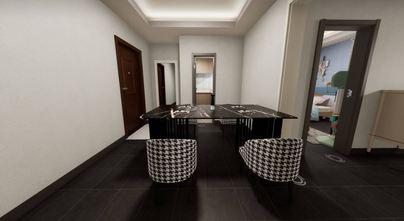 70平米公寓轻奢风格餐厅设计图