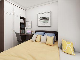 10-15万90平米三室两厅现代简约风格卧室装修案例
