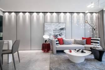 130平米四欧式风格客厅图