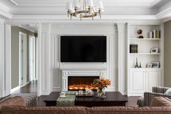 豪华型140平米三美式风格客厅效果图
