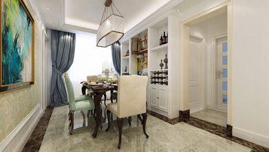 豪华型140平米复式美式风格餐厅装修图片大全