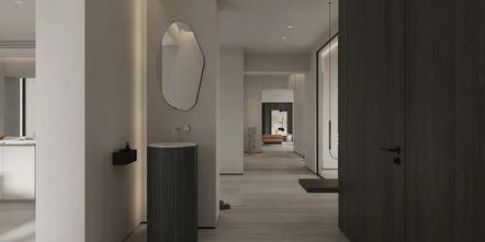 140平米日式风格走廊设计图