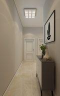 经济型40平米小户型现代简约风格走廊装修效果图
