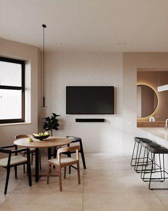 经济型50平米一居室现代简约风格餐厅装修图片大全