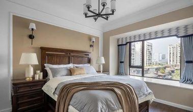 140平米三美式风格卧室装修效果图