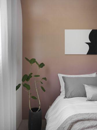 20万以上100平米三室两厅北欧风格卧室设计图