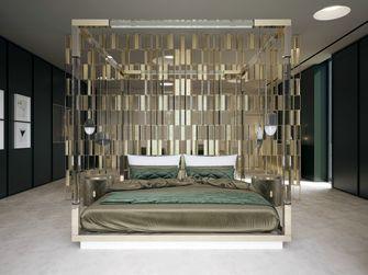 豪华型140平米四室一厅欧式风格卧室效果图