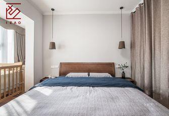 富裕型100平米三北欧风格卧室图片大全