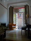 140平米复式田园风格客厅装修图片大全