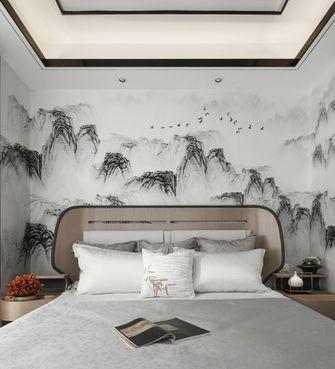 15-20万60平米一居室中式风格卧室装修图片大全