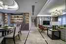 豪华型140平米中式风格走廊效果图