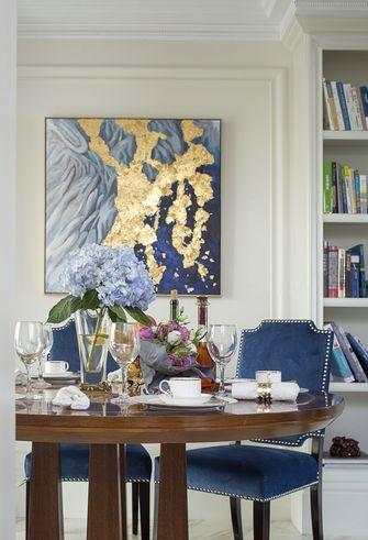 豪华型140平米四欧式风格餐厅装修图片大全
