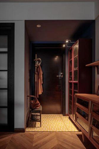 3万以下100平米三室一厅混搭风格玄关效果图