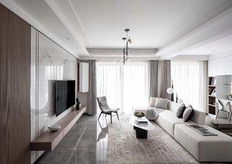 20万以上140平米三北欧风格客厅效果图