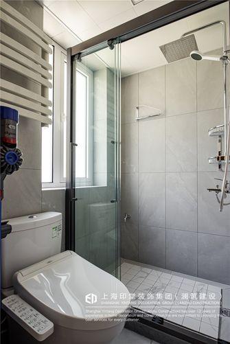 富裕型60平米一室一厅日式风格卫生间欣赏图