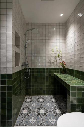 100平米复式法式风格卫生间图片