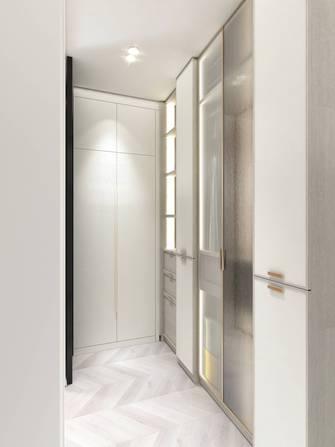 90平米三室两厅法式风格卧室装修效果图