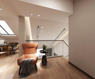 20万以上120平米三室一厅现代简约风格走廊装修图片大全