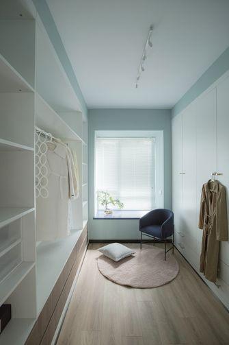 90平米三室一厅新古典风格衣帽间图片