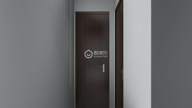 80平米中式风格走廊设计图