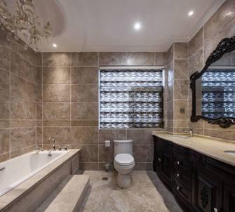豪华型140平米别墅新古典风格卫生间装修效果图