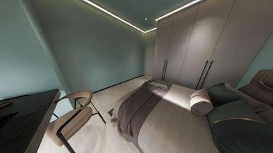 20万以上140平米三室一厅现代简约风格卧室装修案例