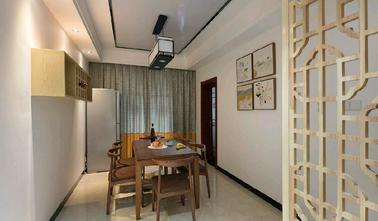 80平米中式风格厨房欣赏图