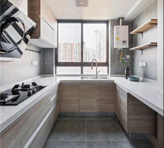 经济型120平米三室两厅日式风格厨房欣赏图