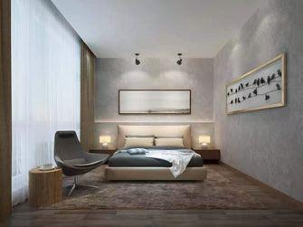 豪华型140平米别墅田园风格卧室图片