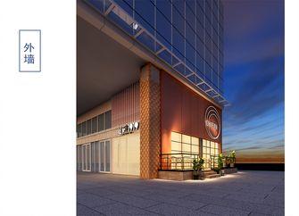 15-20万60平米公装风格客厅设计图