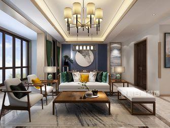 20万以上140平米三室两厅中式风格客厅装修案例